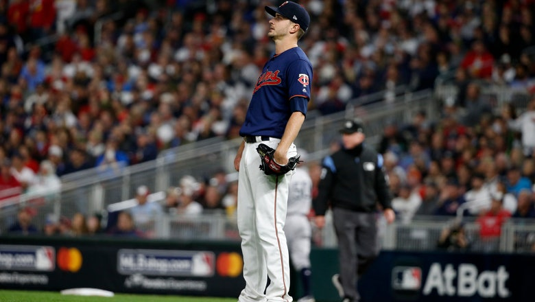 Streak stretches on: Twins take 16th straight playoff loss