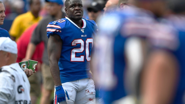 Bills' Gore fearless _ and ageless _ in enjoying 15th season