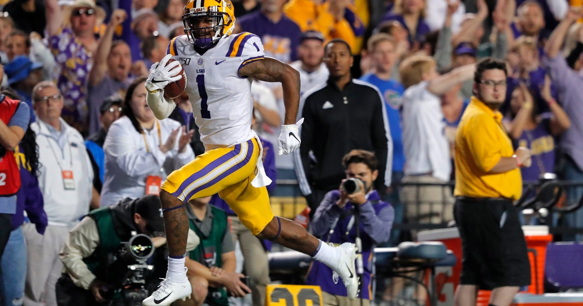 No. 2 LSU carries unbeaten record into Mississippi State   FOX Sports