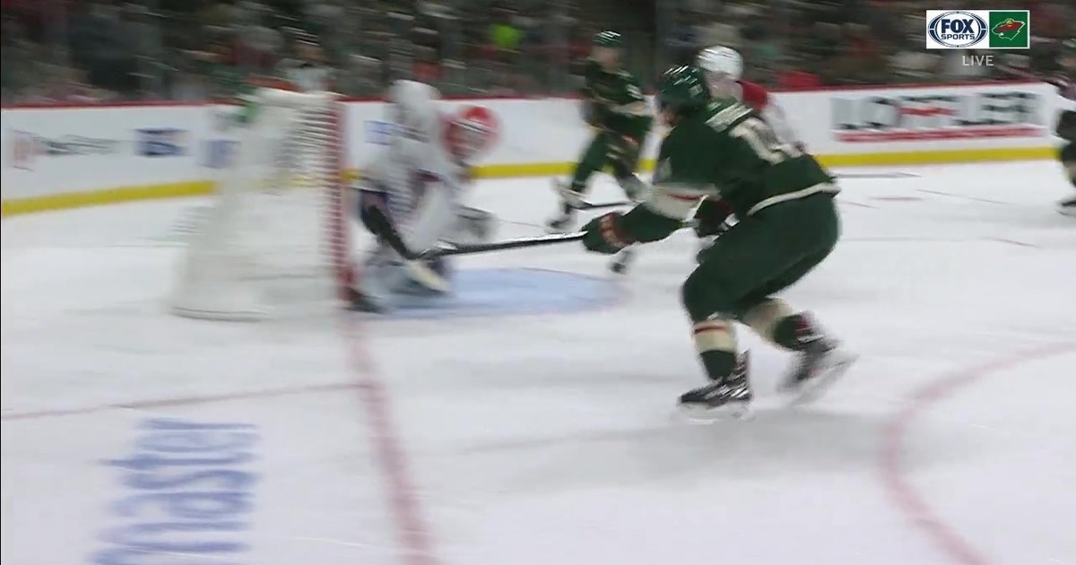WATCH: Parise's third-period goal gives Wild the lead for good