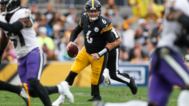 Steelers rookie QB Hodges to start vs. Chargers