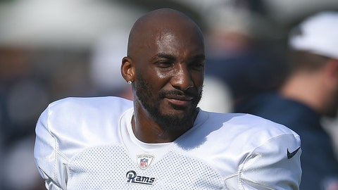 <p>               FILE - In this July 30, 2019, file photo, Los Angeles Rams cornerback Aqib Talib is shown during NFL football training camp in Irvine, Calif. The Los Angeles Rams have traded injured cornerback Aqib Talib and a fifth-round pick to the Miami Dolphins for an undisclosed future draft choice. The Rams on Tuesday, Oct. 29, 2019, confirmed the deal first reported by ESPN. Talib is on injured reserve with a rib injury, and the veteran defensive back might not play again this season. (AP Photo/Kelvin Kuo, File)             </p>