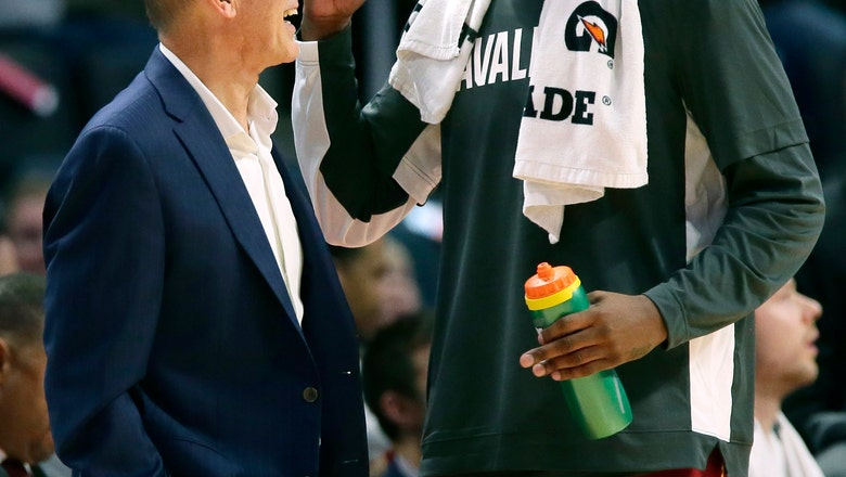 Cavaliers visit owner Dan Gilbert, recovering from stroke