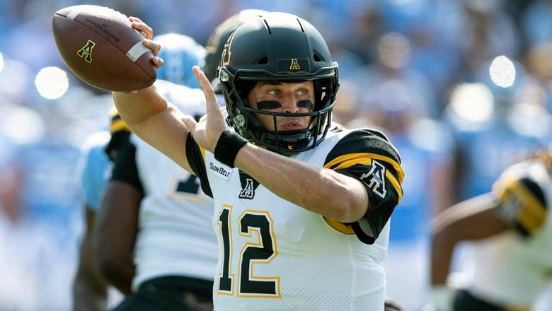 No. 24 App State looks to keep longer hold on Top 25 ranking