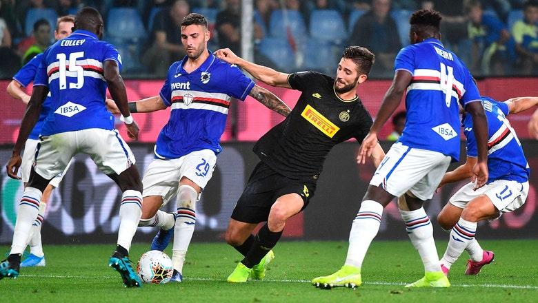Ranieri hired to replace Di Francesco at Sampdoria