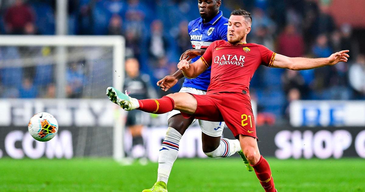 Racist chants aimed at Sampdoria midfielder Vieira   FOX Sports