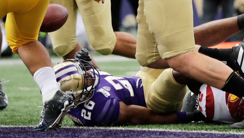 No. 15 Washington seeks first win at Stanford since 2007