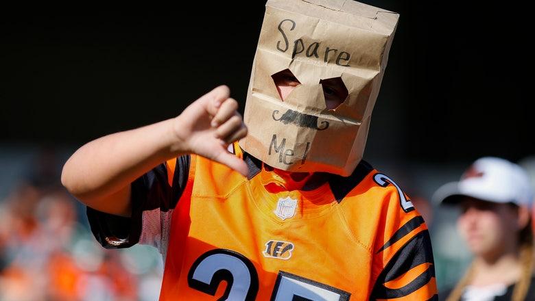 No running game, no wins: Same sad story for hapless Bengals