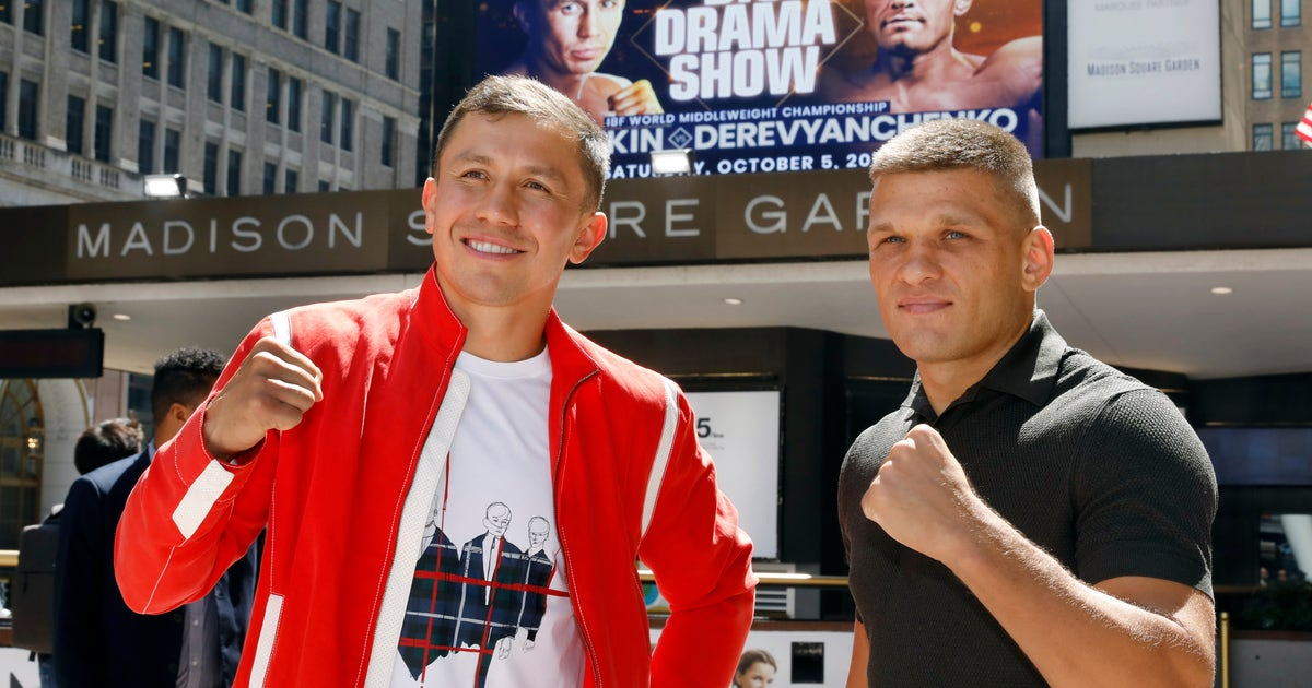 Golovkin puts Canelo in past, eyes Derevyanchenko at Garden