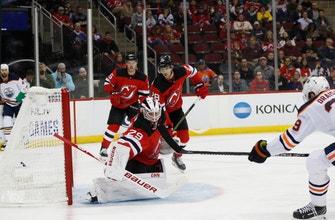 Draisaitl scores in shootout, unbeaten Oilers top Devils 4-3