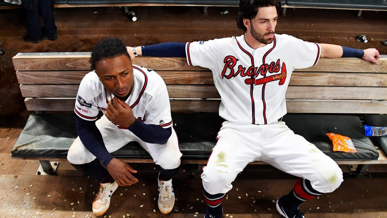 Braves will need time to recover from latest playoff flop