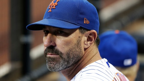 <p>               FILE - In this Saturday, Aug. 10, 2019, file photo, New York Mets manager Mickey Callaway watches during the second inning of a baseball game against the Washington Nationals at Citi Field, in New York. A person familiar with the decision says former New York Mets manager Mickey Callaway will be the Los Angeles Angels' next pitching coach. (AP Photo/Seth Wenig, File)             </p>