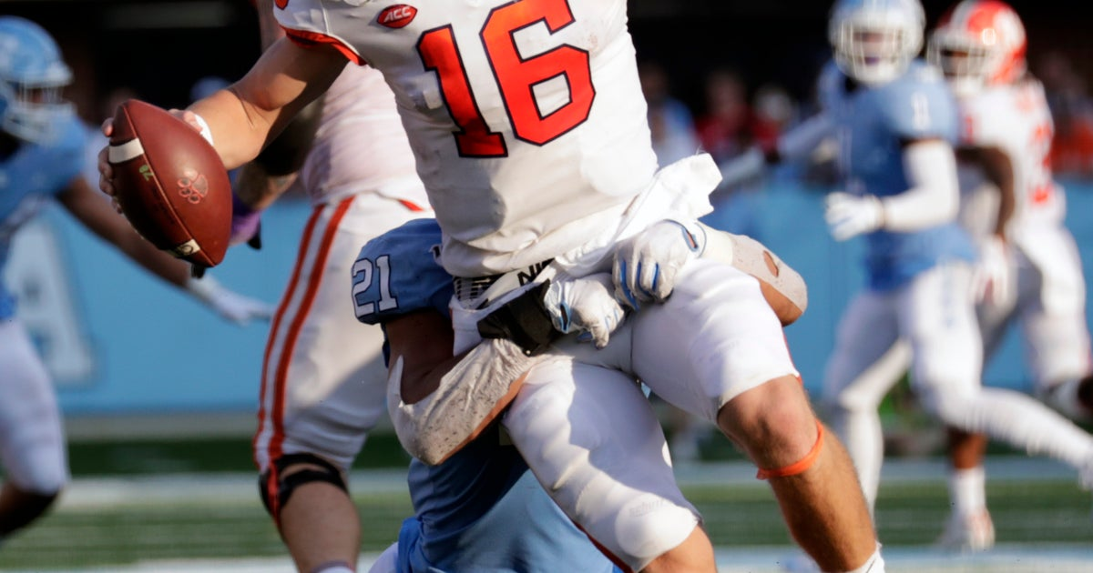 No. 2 Clemson looks to regain ACC swagger after close call | FOX Sports