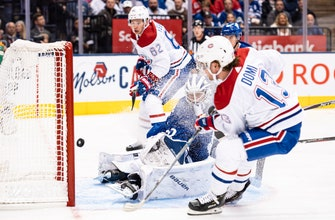 Canadiens rally to beat Maple Leafs in shootout