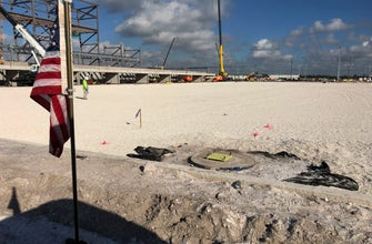 Beckhams stadium complex for Inter Miami taking