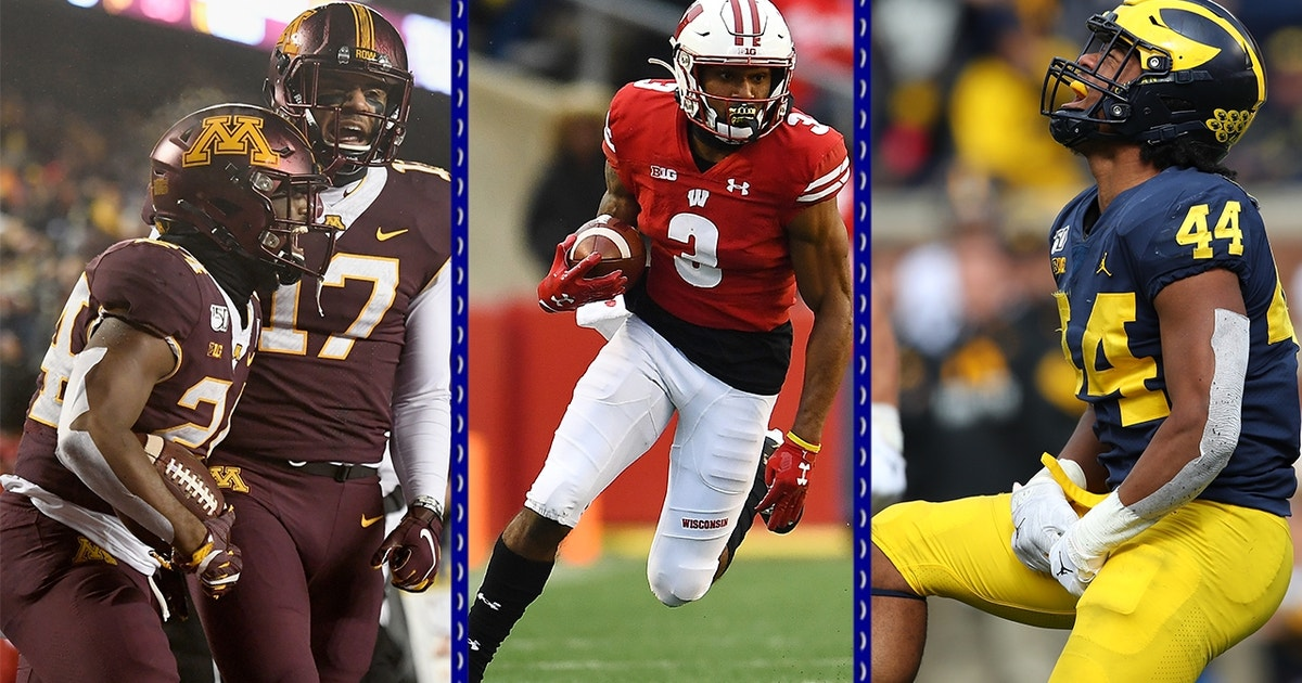 Big Ten Football Week 7: Michigan survives, Wisconsin dominates, Minnesota enters Top 25