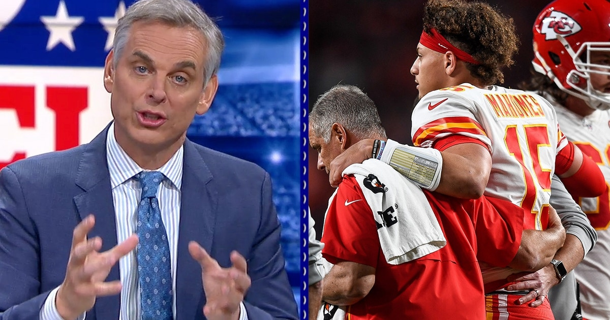 Colin Cowherd: The Chiefs 'are not a good football team' without Patrick Mahomes