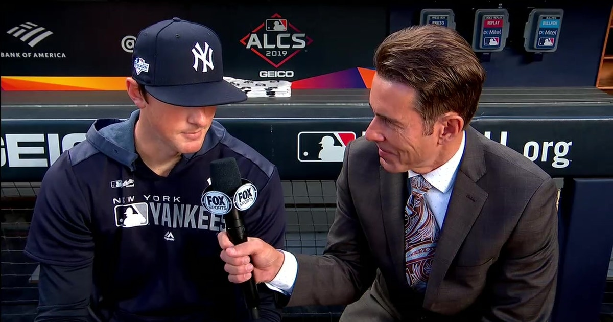 DJ LeMahieu on how Yankees can fix struggling offense in ALCS