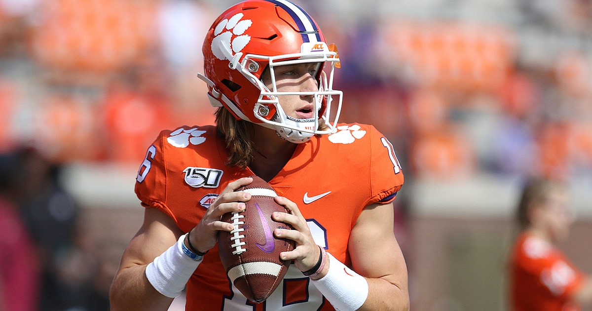 Why Clemson shouldn't be in the CFP Top 4 — and why LSU should be No. 1 (so far)