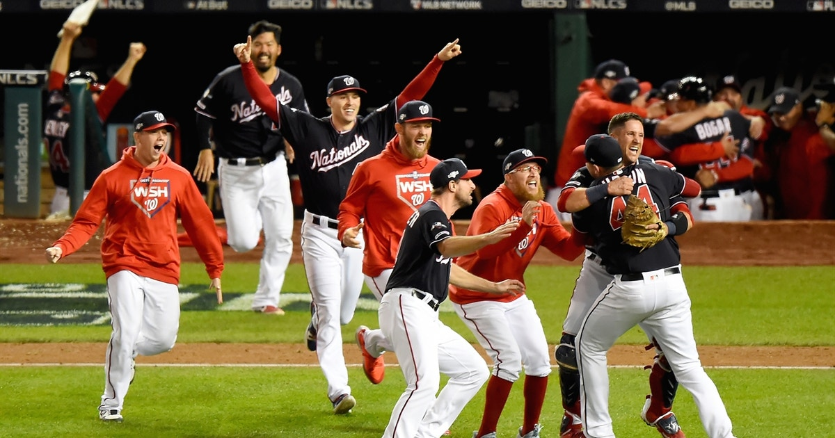 Nationals beat Cardinals to clinch first World Series berth in franchise history