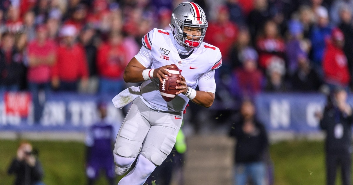 No. 4 Ohio State dominates Northwestern to stay perfect on the season