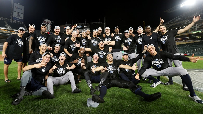 Yankees sweep Twins, headed to the ALCS for second time in three years