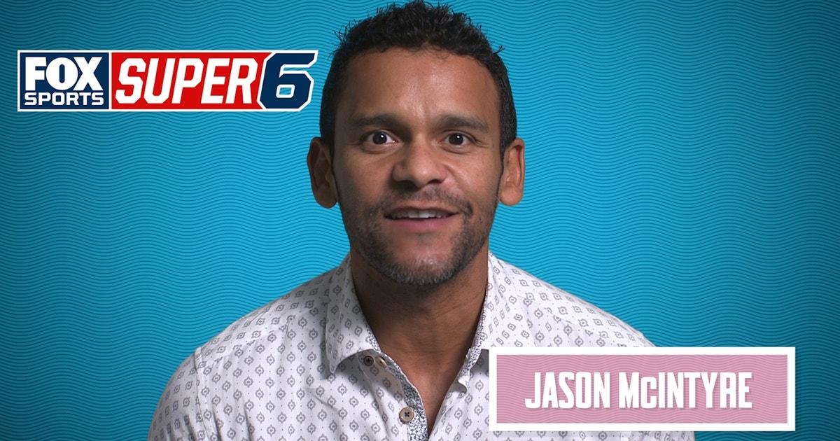 Jason McIntyre's Week 8 CFB Picks | Super 6