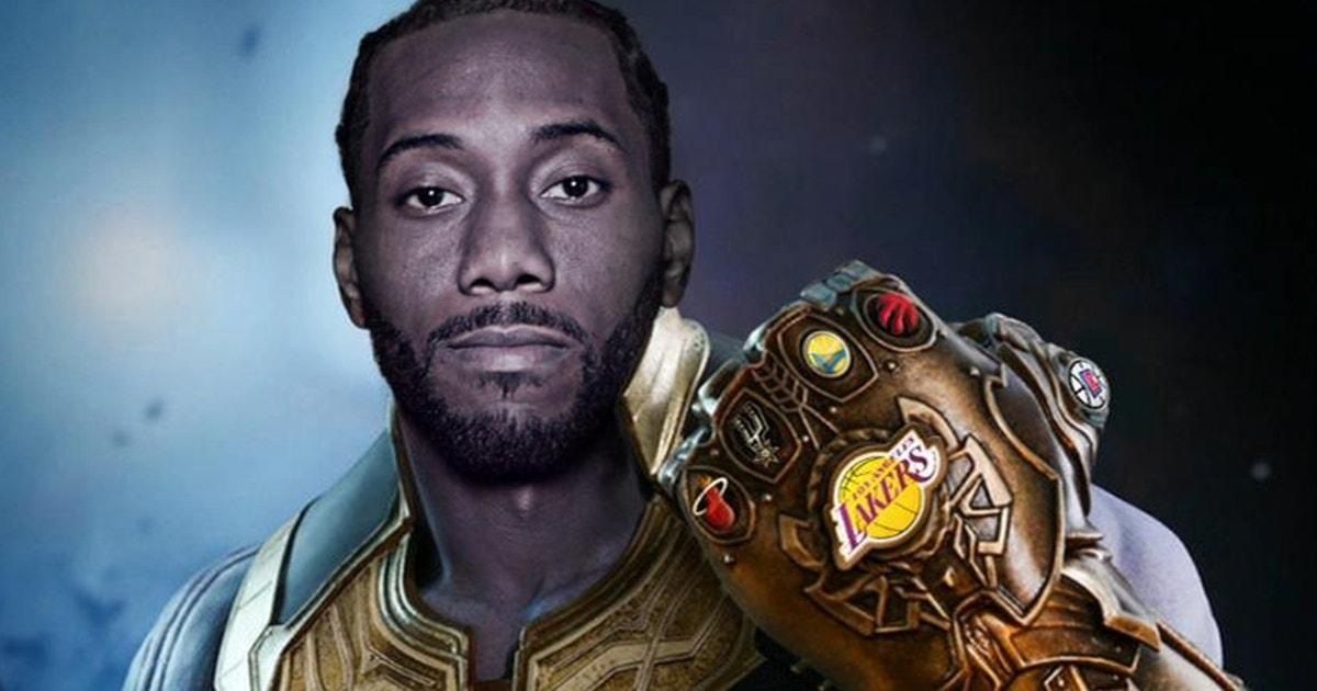 Colin Cowherd: Kawhi Leonard is the NBA version of Thanos