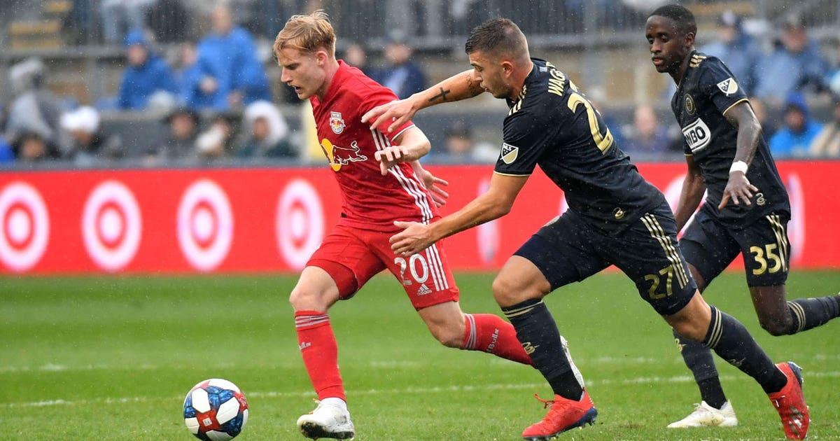 90 in 90: Philadelphia Union vs. New York Red Bulls   2019 MLS Playoffs Highlights