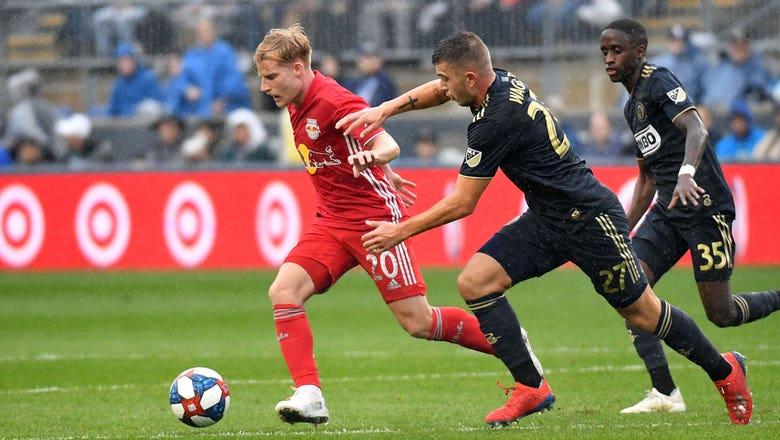 90 in 90: Philadelphia Union vs. New York Red Bulls | 2019 MLS Playoffs Highlights