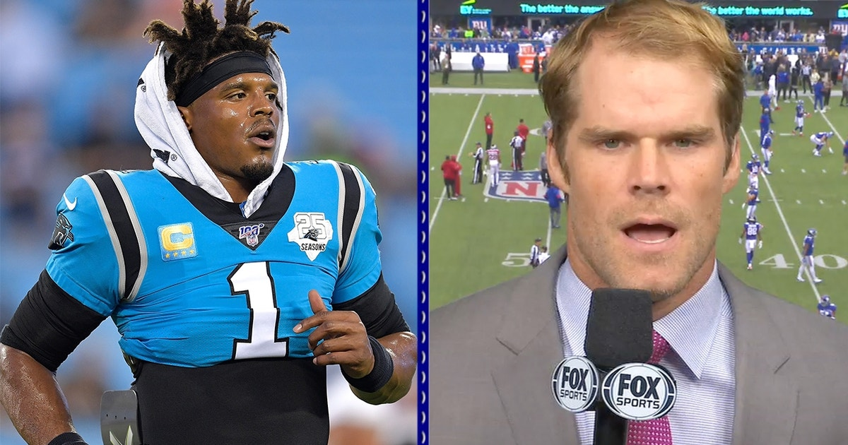 "Greg Olsen: Panthers have ""hard decision to make"" when Cam Newton returns"