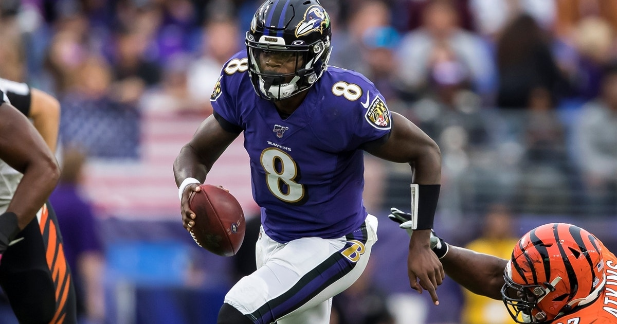 Colin Cowherd breaks down how the Ravens play to their strengths better than any team in the NFL