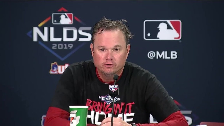 Mike Shildt: 'Never enough runs, man; just keep eating, boys'