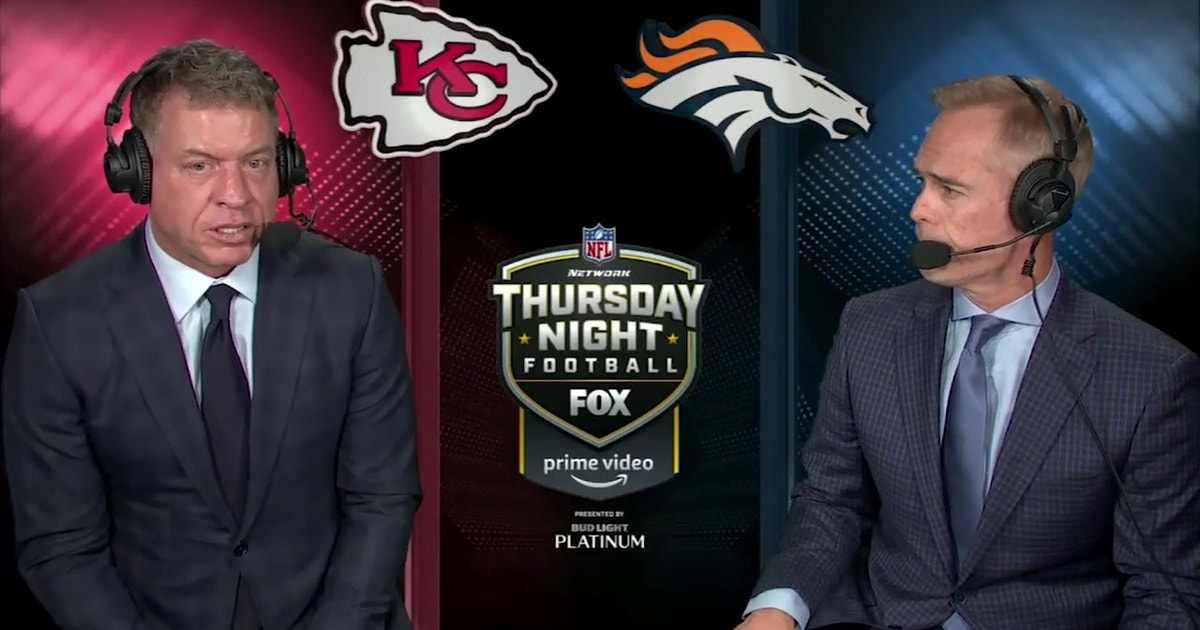 Troy Aikman and Joe Buck on Mahomes' injury and Chiefs solid defensive play