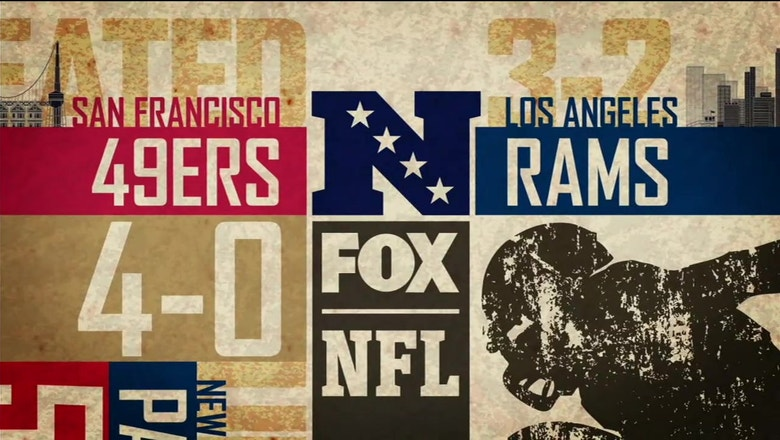 Are the Rams or 49ers the class of the NFC West so far? The Thursday Night Football crew debates