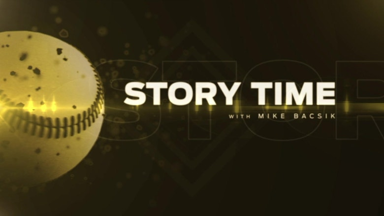 The 2010 World Series | Story Time with Mike Bacsik