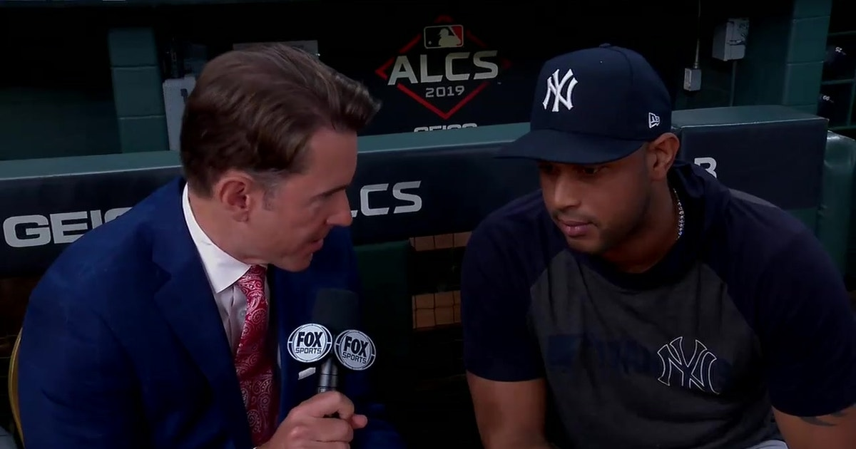 Aaron Hicks relives his journey to return from injury and help the Yankees to an ALCS Game 6