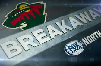 Wild Breakaway: Offense clicking at home