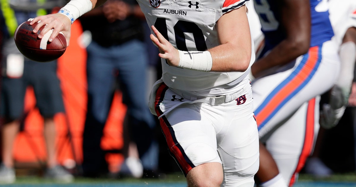 Malzahn, No. 11 Auburn return to Arkansas | FOX Sports