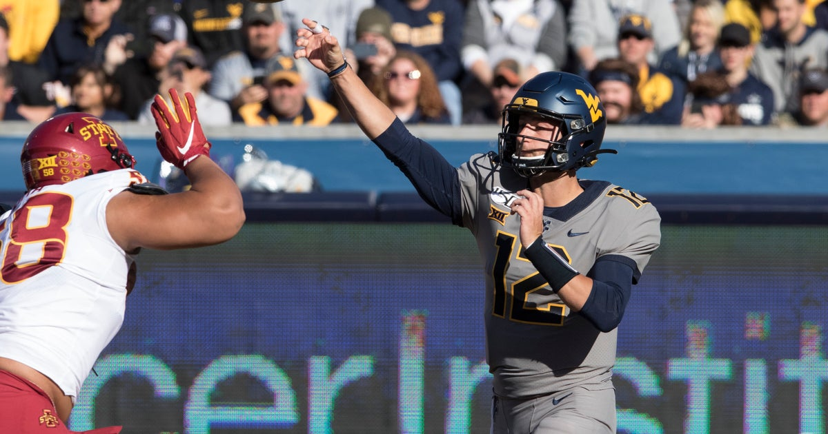 Kendall returns with West Virginia to face No. 5 Oklahoma | FOX Sports