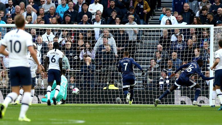 Alli's equalizer gives Spurs 1-1 draw against Watford