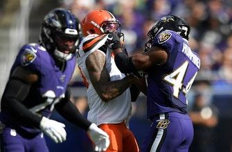 Ravens post video, story saying Humphrey didn't choke OBJ