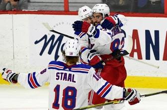 Red Wings acquire defenseman Marc Staal from Rangers WITH VIDEO
