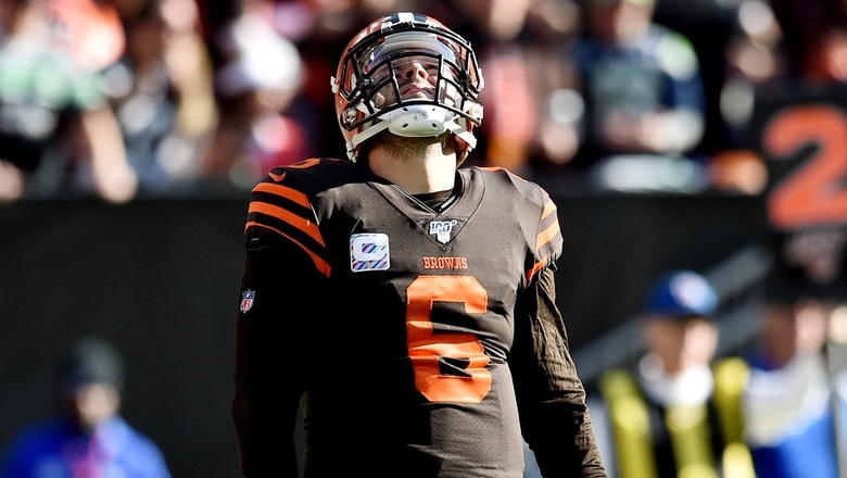 Colin Cowherd: Baker Mayfield's judgment is why the Browns lost on Sunday