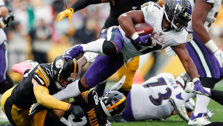 As offense stalls, Steelers defense tries to pick up slack