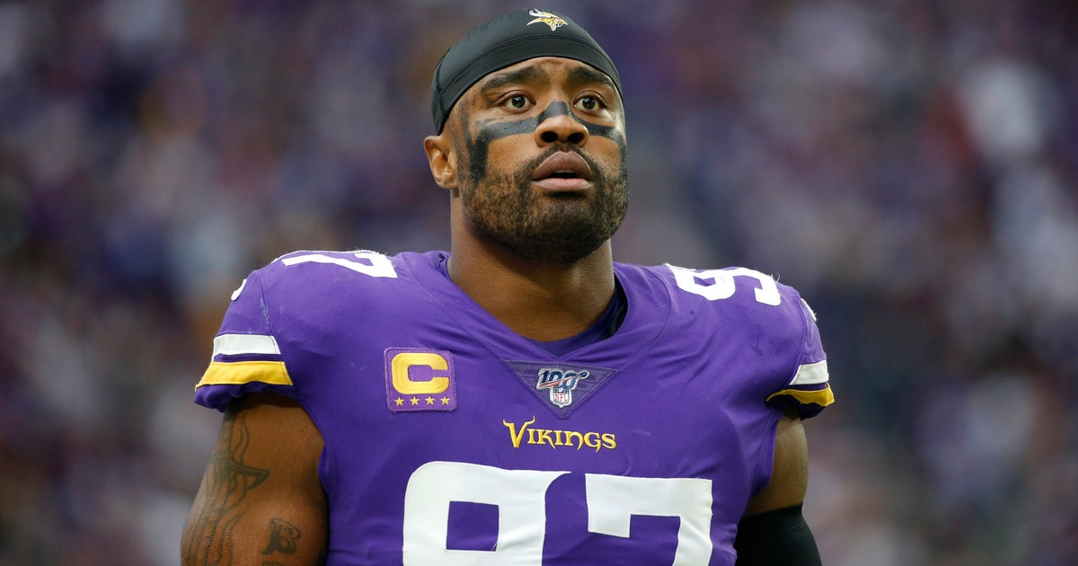 Everson Griffen's return to form energizes Vikings defense