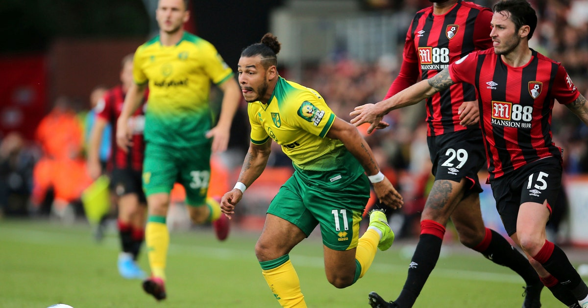 Norwich gets 1st away point with 0-0 draw at Bournemouth | FOX Sports