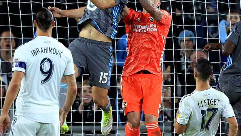 LA Galaxy, Philadelphia Union advance in MLS playoffs