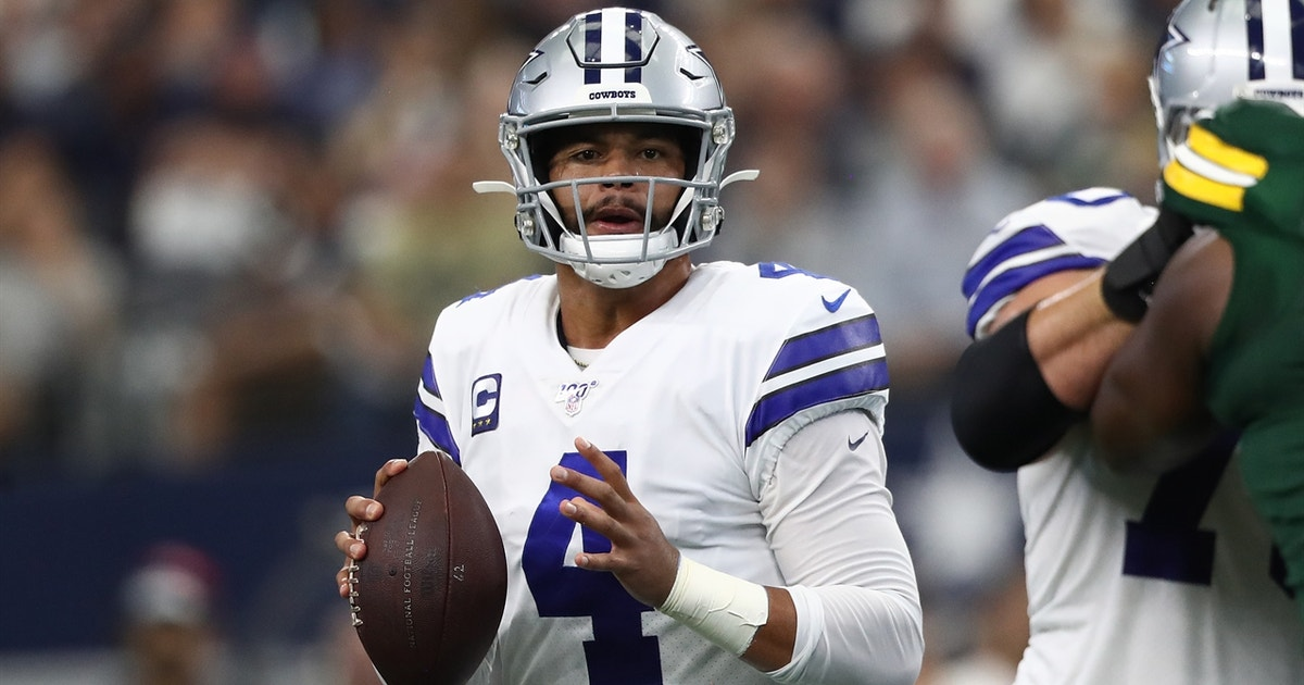 Cris Carter explains why Dak Prescott could be losing money every week the Cowboys struggle