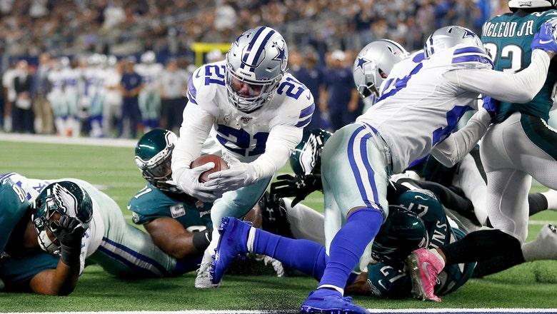 Dominant, diverse in Big D: Run game puts Cowboys in control